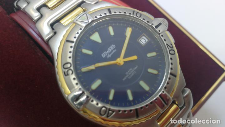 Relojes: RELOJ DUWARD AQUASTAR 10 ATM, STOCK DE ESCAPARATE, ESTILO DEPORTIVO - Foto 17 - 140605642