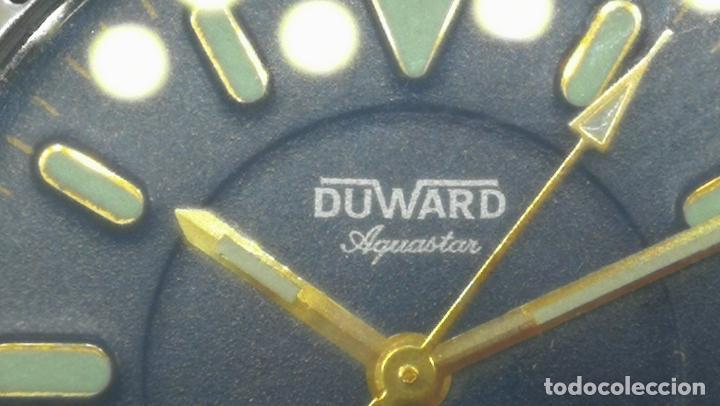 Relojes: RELOJ DUWARD AQUASTAR 10 ATM, STOCK DE ESCAPARATE, ESTILO DEPORTIVO - Foto 18 - 140605642