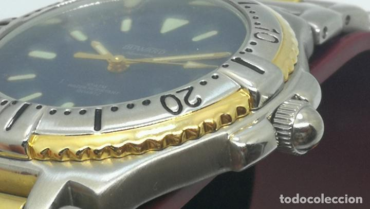 Relojes: RELOJ DUWARD AQUASTAR 10 ATM, STOCK DE ESCAPARATE, ESTILO DEPORTIVO - Foto 21 - 140605642