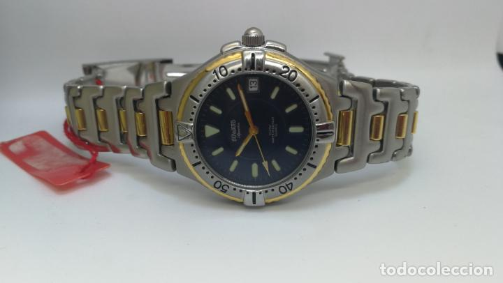 Relojes: RELOJ DUWARD AQUASTAR 10 ATM, STOCK DE ESCAPARATE, ESTILO DEPORTIVO - Foto 33 - 140605642
