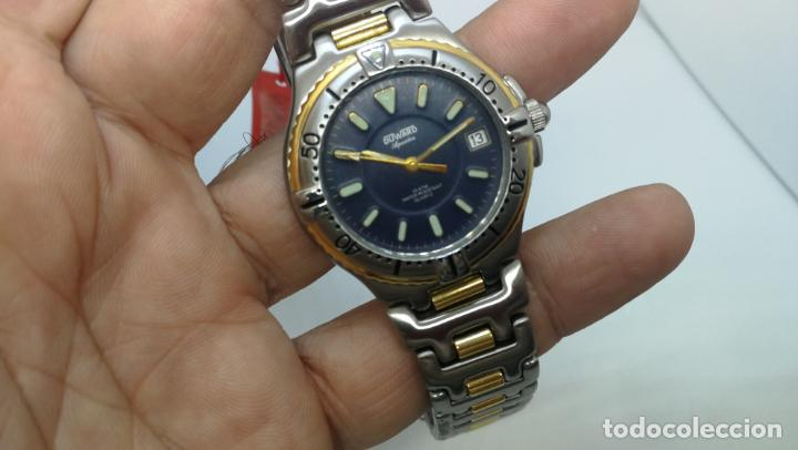 Relojes: RELOJ DUWARD AQUASTAR 10 ATM, STOCK DE ESCAPARATE, ESTILO DEPORTIVO - Foto 35 - 140605642