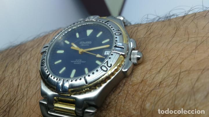 Relojes: RELOJ DUWARD AQUASTAR 10 ATM, STOCK DE ESCAPARATE, ESTILO DEPORTIVO - Foto 39 - 140605642