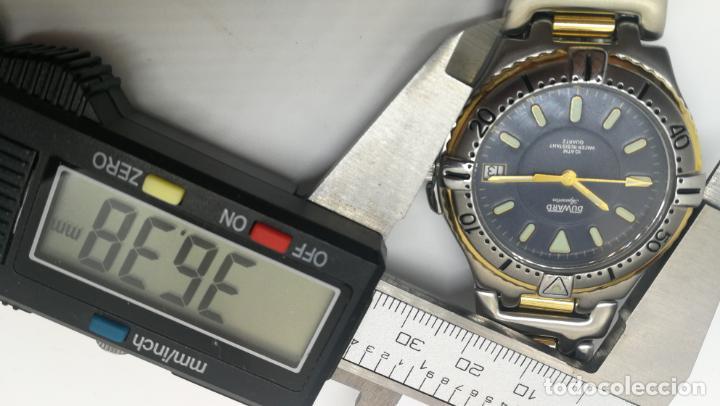 Relojes: RELOJ DUWARD AQUASTAR 10 ATM, STOCK DE ESCAPARATE, ESTILO DEPORTIVO - Foto 49 - 140605642