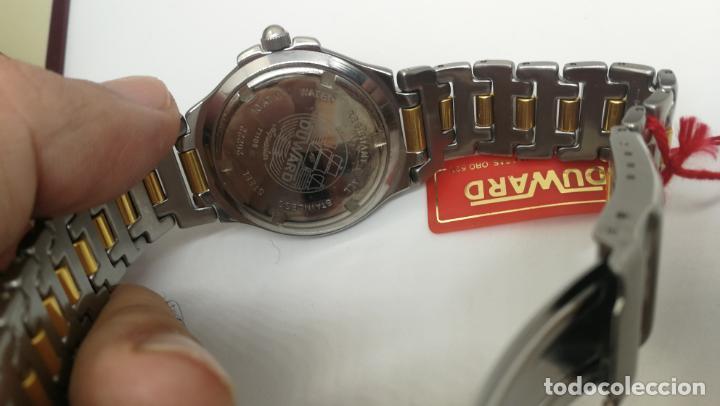 Relojes: RELOJ DUWARD AQUASTAR 10 ATM, STOCK DE ESCAPARATE, ESTILO DEPORTIVO - Foto 50 - 140605642