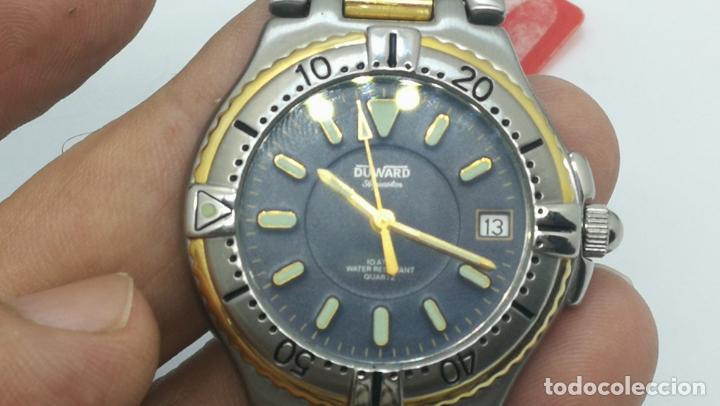 Relojes: RELOJ DUWARD AQUASTAR 10 ATM, STOCK DE ESCAPARATE, ESTILO DEPORTIVO - Foto 58 - 140605642