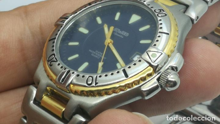 Relojes: RELOJ DUWARD AQUASTAR 10 ATM, STOCK DE ESCAPARATE, ESTILO DEPORTIVO - Foto 61 - 140605642