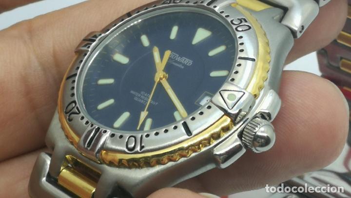 Relojes: RELOJ DUWARD AQUASTAR 10 ATM, STOCK DE ESCAPARATE, ESTILO DEPORTIVO - Foto 62 - 140605642