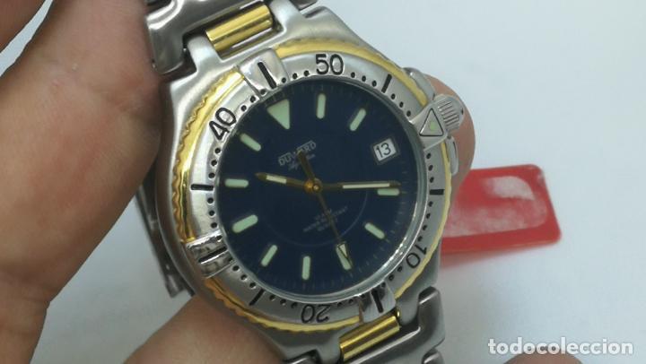 Relojes: RELOJ DUWARD AQUASTAR 10 ATM, STOCK DE ESCAPARATE, ESTILO DEPORTIVO - Foto 64 - 140605642
