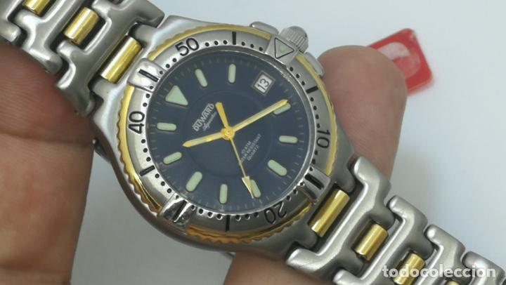 Relojes: RELOJ DUWARD AQUASTAR 10 ATM, STOCK DE ESCAPARATE, ESTILO DEPORTIVO - Foto 67 - 140605642