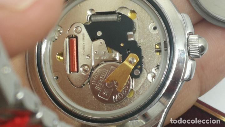Relojes: RELOJ DUWARD AQUASTAR 10 ATM, STOCK DE ESCAPARATE, ESTILO DEPORTIVO - Foto 70 - 140605642