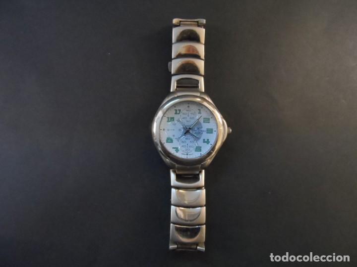 Relojes: RELOJ ARMIS ACERO MATE. GIANI GIORGIO. JAPAN. QUARTZ. SIGLO XXI - Foto 2 - 140767998