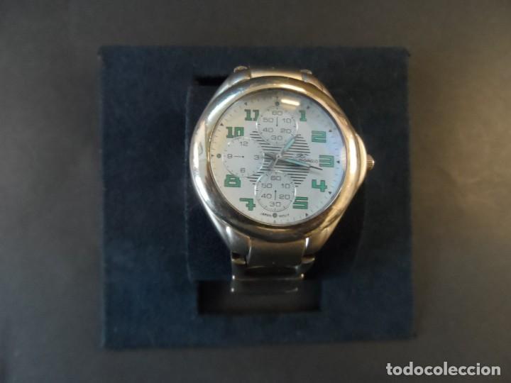 Relojes: RELOJ ARMIS ACERO MATE. GIANI GIORGIO. JAPAN. QUARTZ. SIGLO XXI - Foto 5 - 140767998