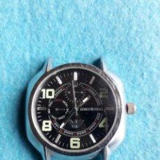Relojes: RELOJ MARCA GIORGIO ARMANI DE CABALLERO. CUARZO. Lote 141033586