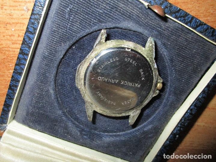 Arnau Cuartz Resistens Reloj Patrick Antiguo Water rBeCxoWQd