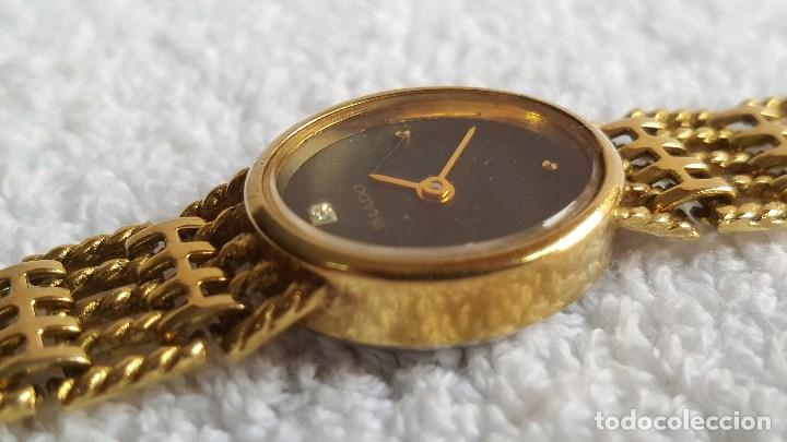 Relojes: RELOJ MUJER METAL IMADO - 15.CM LARGO - CAJA 18.MM X 15.MM - Foto 6 - 141228982