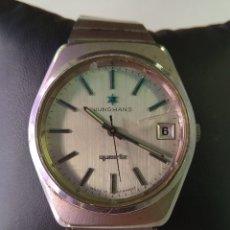 Relojes: RELOJ JUNGHANS. Lote 141837045