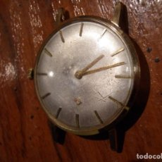 Relojes: RELOJ CERTINA CHAPADO EN ORO 23-30 17 RUBIS. Lote 142089130