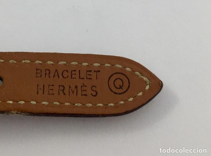 Relojes: HERMÈS PARIS-ACERO-CORREA Y HEBILLA HERMÈS - Foto 5 - 68137529