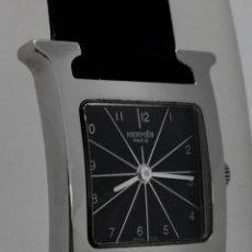 Relojes: HERMÈS PARIS-ACERO-CORREA Y HEBILLA HERMÈS. Lote 68137529
