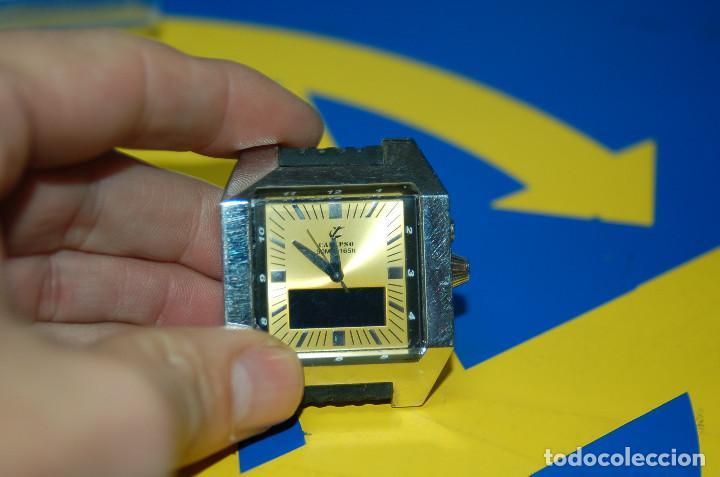 e45ba2a3b8d6 Relojes  Reloj sin cadena CALYPSO modelo k5335 ANALOGICO DIGITAL- ACERO . sin  pila -