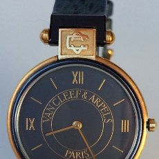 Relojes: VAN CLEEF&ARPELS MOD.LA COLLECTION -PLAQUÈ ORO 18KTS.¡¡NUEVO A ESTRENAR!!. Lote 61353365