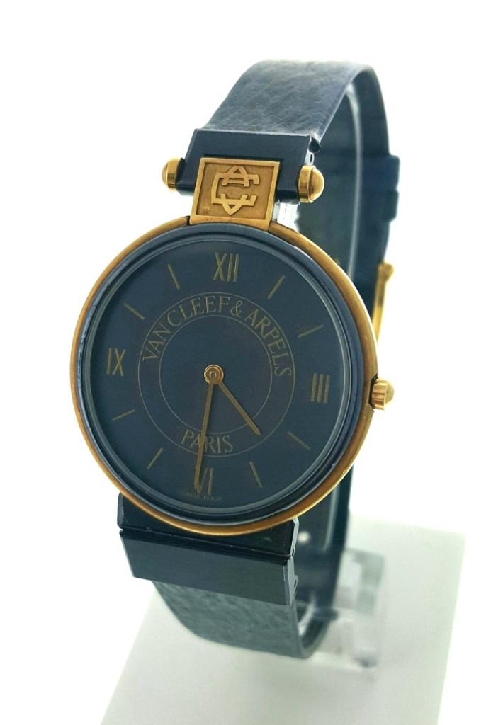 Relojes: VAN CLEEF&ARPELS MOD.LA COLLECTION -PLAQUÈ ORO 18KTS.¡¡NUEVO A ESTRENAR!! - Foto 2 - 61353365