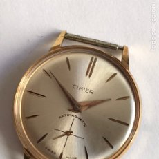 Relojes: RELOJ VINTAGE CIMIER ANTIMAGNETIC SWISS MADE. Lote 142761968