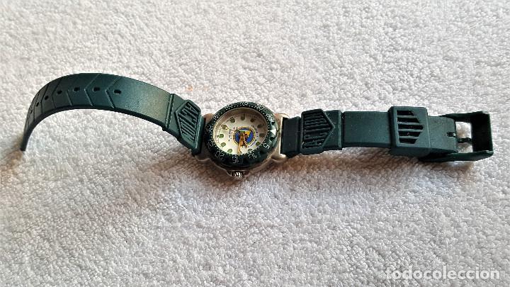 Relojes: RELOJ SPORT QUARTZ GUADALMINA MARVELLA - 22.CM LARGO - ESFERA 2.5.CM DIAMETRO - METAL Y BANDA GOMA - Foto 13 - 142963386