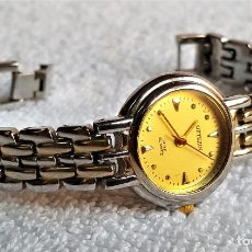 Relojes: RELOJ MUJER GETEZIN QUARTZ METAL - 17.CM LARGO - ESFERA 1.9.CM DIAMETRO. Lote 142963602