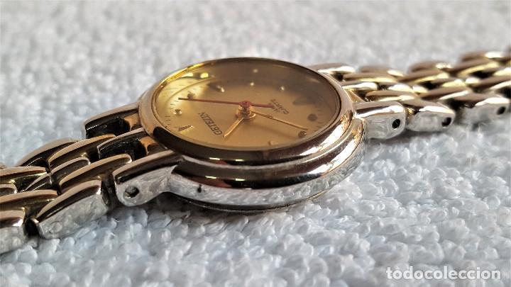 Relojes: RELOJ MUJER GETEZIN QUARTZ METAL - 17.CM LARGO - ESFERA 1.9.CM DIAMETRO - Foto 4 - 142963602