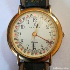Relojes: RELOJ FESTINA-CALENDAR. Lote 142968110