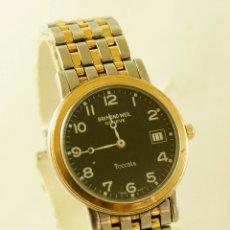 Relojes: RAYMOND WEIL TOCCATA ACERO Y ORO FUNCIONANDO 5564. Lote 143469918
