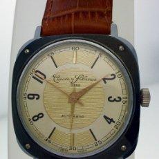 Relojes: CUERVO Y SOBRINOS VINTAGE C.1950. Lote 86778024
