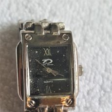 Relojes: RELOJ TIME DESING MUJER METAL QUARTZ - 16.CM LARGO - ESFERA 13 X 15.MM. Lote 143822714
