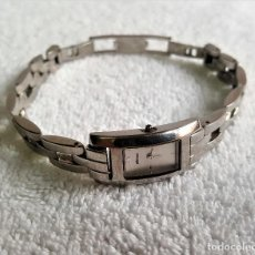 Relojes: RELOJ ELLESSE MUJER METAL QUARTZ - ESFERA 15 X 8.MM (SIN CORONA). Lote 143825174