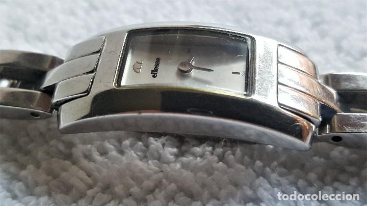 Relojes: RELOJ ELLESSE MUJER METAL QUARTZ - ESFERA 15 X 8.MM (SIN CORONA) - Foto 5 - 143825174