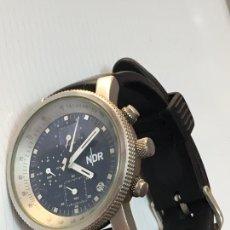 Relojes: RELOJ CRONÓGRAFO CALENDAR TITANIUM 39 MM NDR EN PERFECTO ESTADO. Lote 144335522