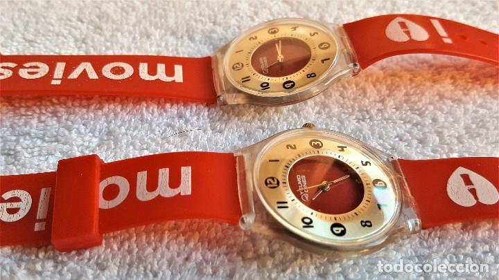 Relojes: PAREJA RELOJES YELMO CINES IDEAL COLECCION - Foto 4 - 144395090
