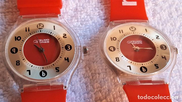 Relojes: PAREJA RELOJES YELMO CINES IDEAL COLECCION - Foto 10 - 144395090