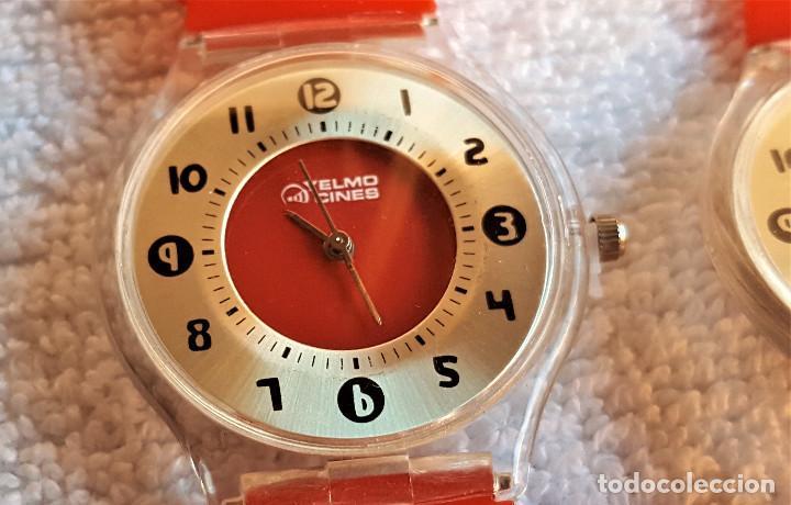 Relojes: PAREJA RELOJES YELMO CINES IDEAL COLECCION - Foto 11 - 144395090