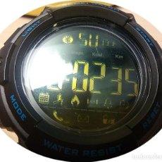 Relojes: RELOJ SKMEI BLUETOOTH . Lote 144484990