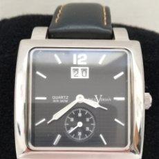 Relojes: RELOJ DE CABALLERO PAUL VERSAN.. Lote 144631984