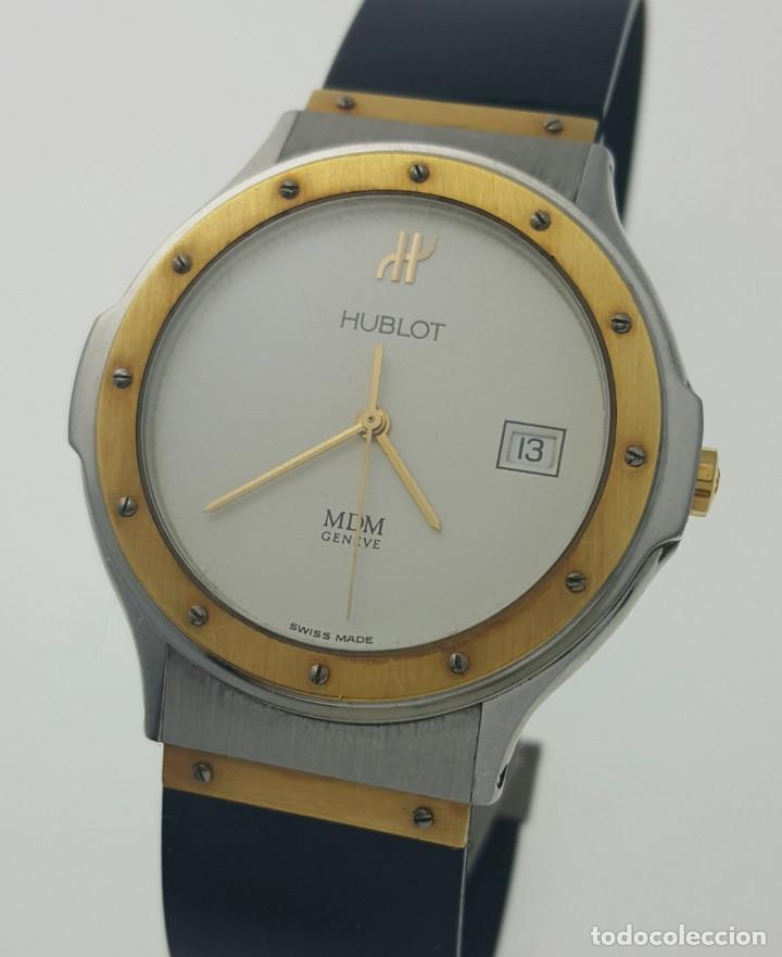 HUBLOT ORO-ACERO HOMBRE (Relojes - Relojes Actuales - Otros)