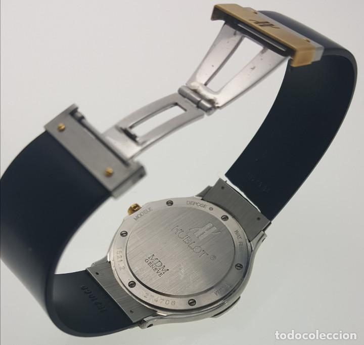 Relojes: HUBLOT ORO-ACERO HOMBRE - Foto 2 - 144917526