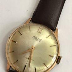 Relojes: RELOJ VINTAGE EXACTUS 15RUBIS SWISS MADE. Lote 144978310