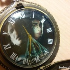 Relojes: RELOJ TEMATICO PELICULA HARRY POTERS. Lote 145729234
