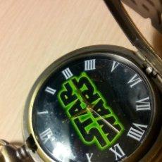 Relojes: RELOJ TEMATICO PELICULA LA GUERRA DE LAS GALAXIAS. Lote 157266500
