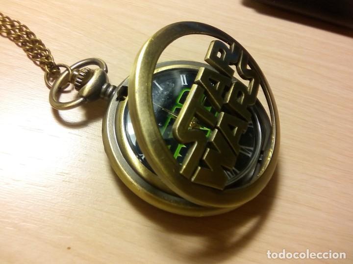 Relojes: RELOJ TEMATICO PELICULA LA GUERRA DE LAS GALAXIAS - Foto 3 - 157266500