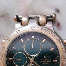 Relojes: RELOJ CABALLERO FESTINA CRHONOGRAFH ALARM EN USO. Lote 145882818