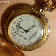 Relojes: RELOJ BOLSILLO TEMATICO.. Lote 136435166